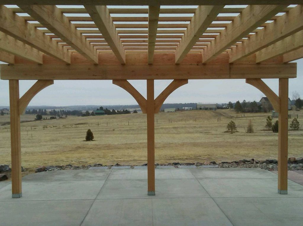 Deck and Pergola 3